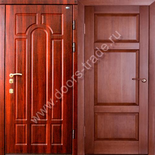 металлические двери домодедовская